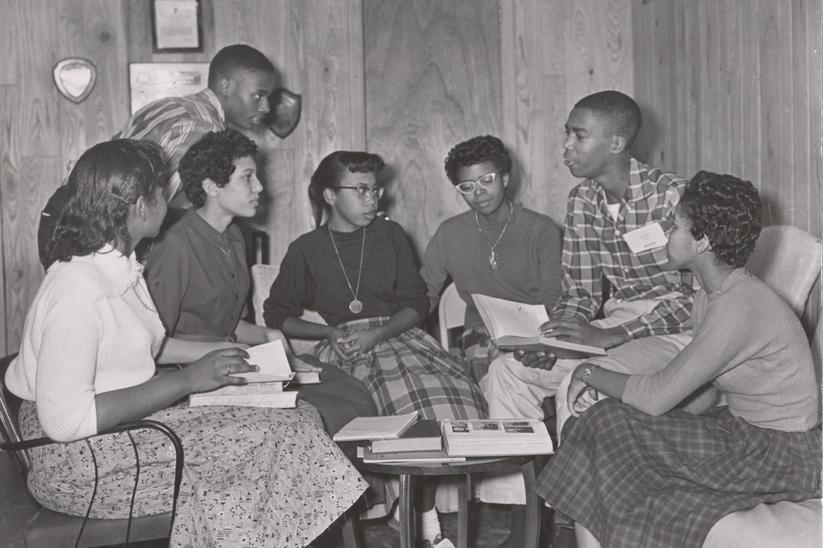 segregated schools before 1954 - HD1152×768