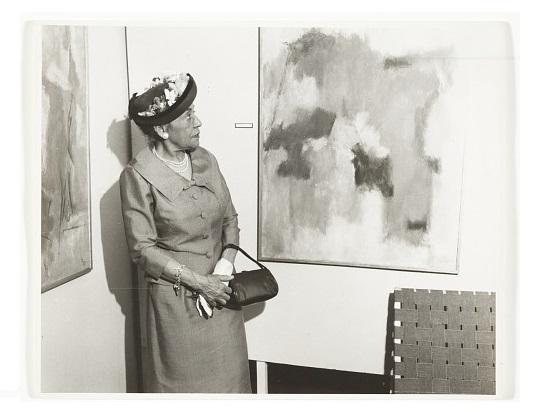 Alma Thomas, 1958