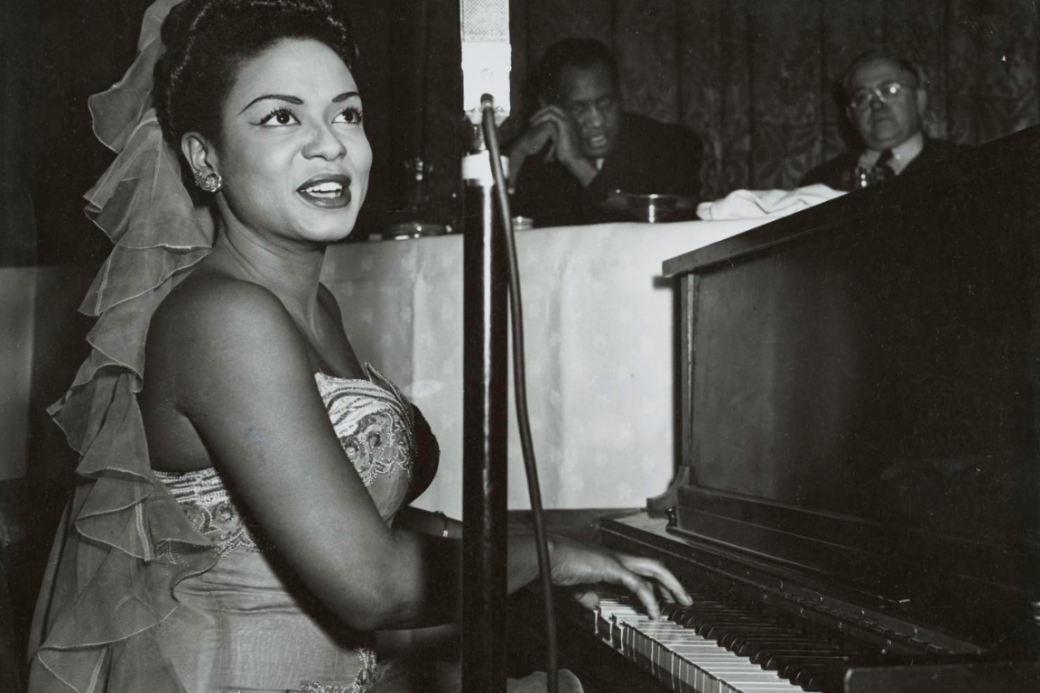 Hazel scott collection of the smithsonian national museum of african american history and culture gift of joe schwartz and family