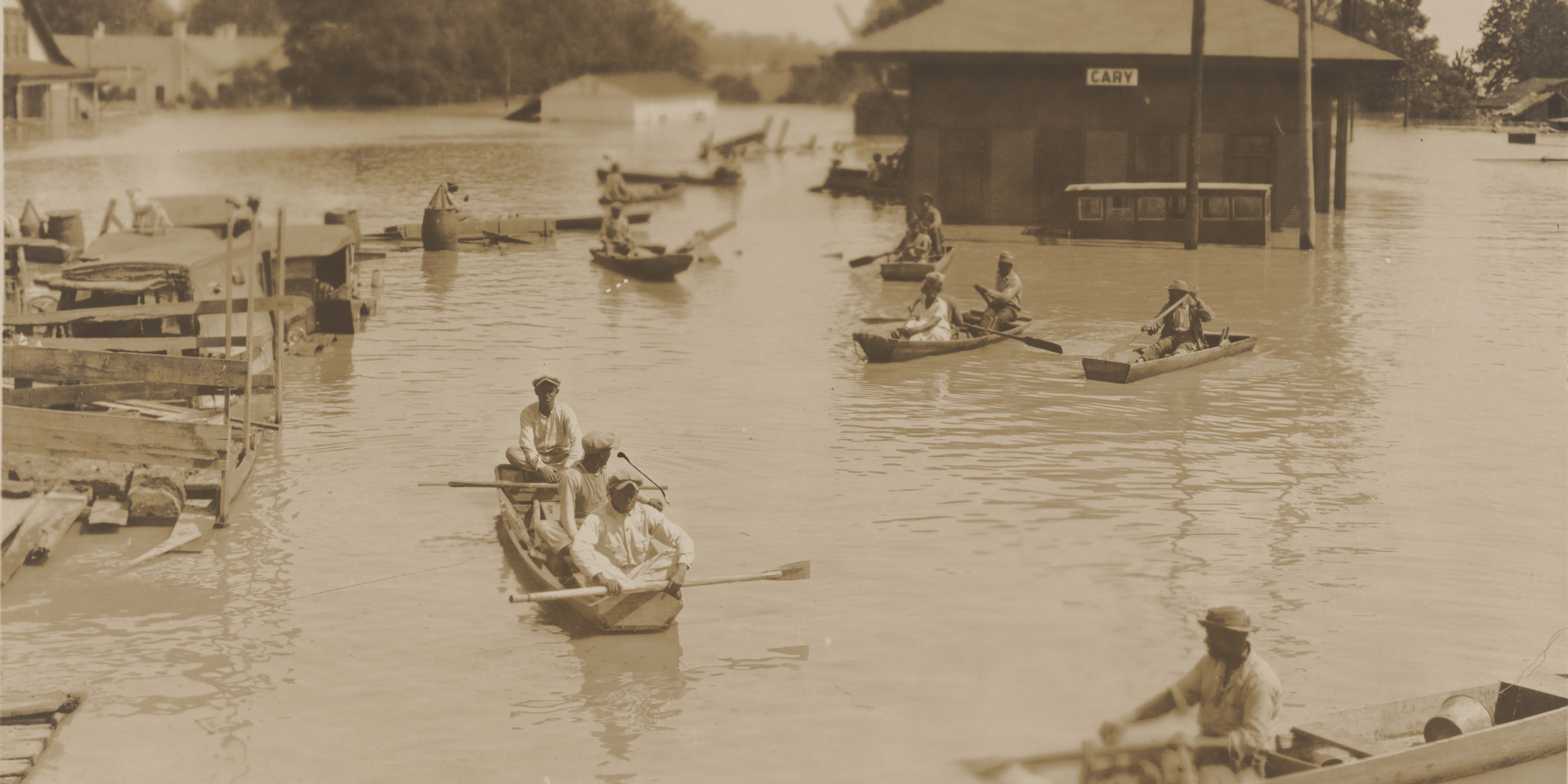 The Great Mississippi River Flood of 1927 | National Museum of