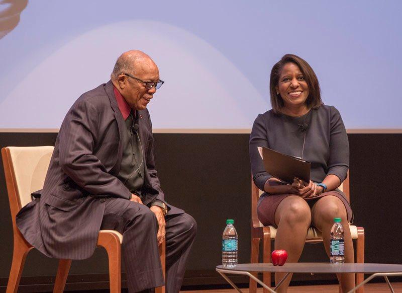 On Art and Creativity a Conversation between Quincy Jones and Dwandalyn Reece