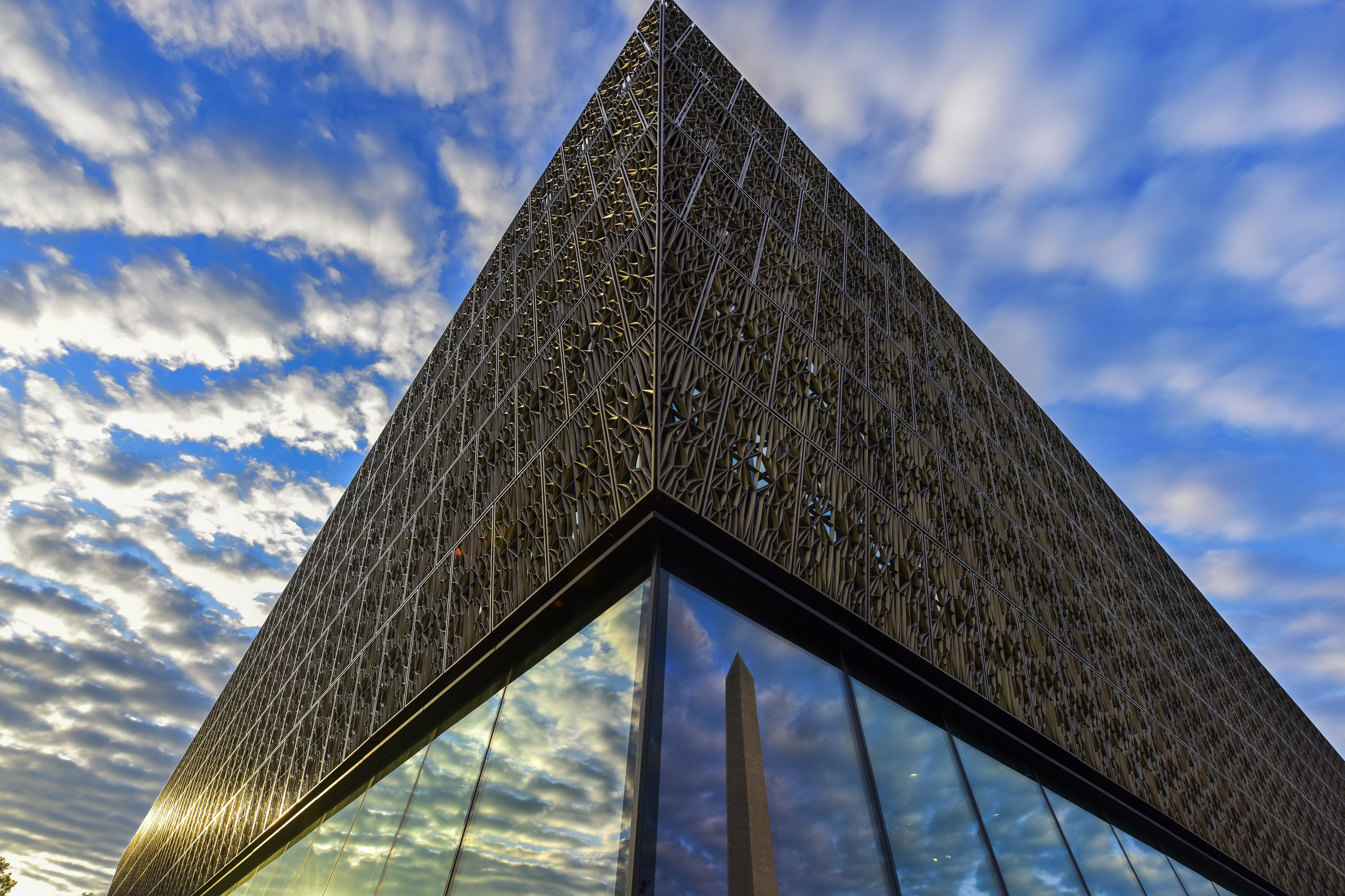 The National Museum Of African American History And Culture Office