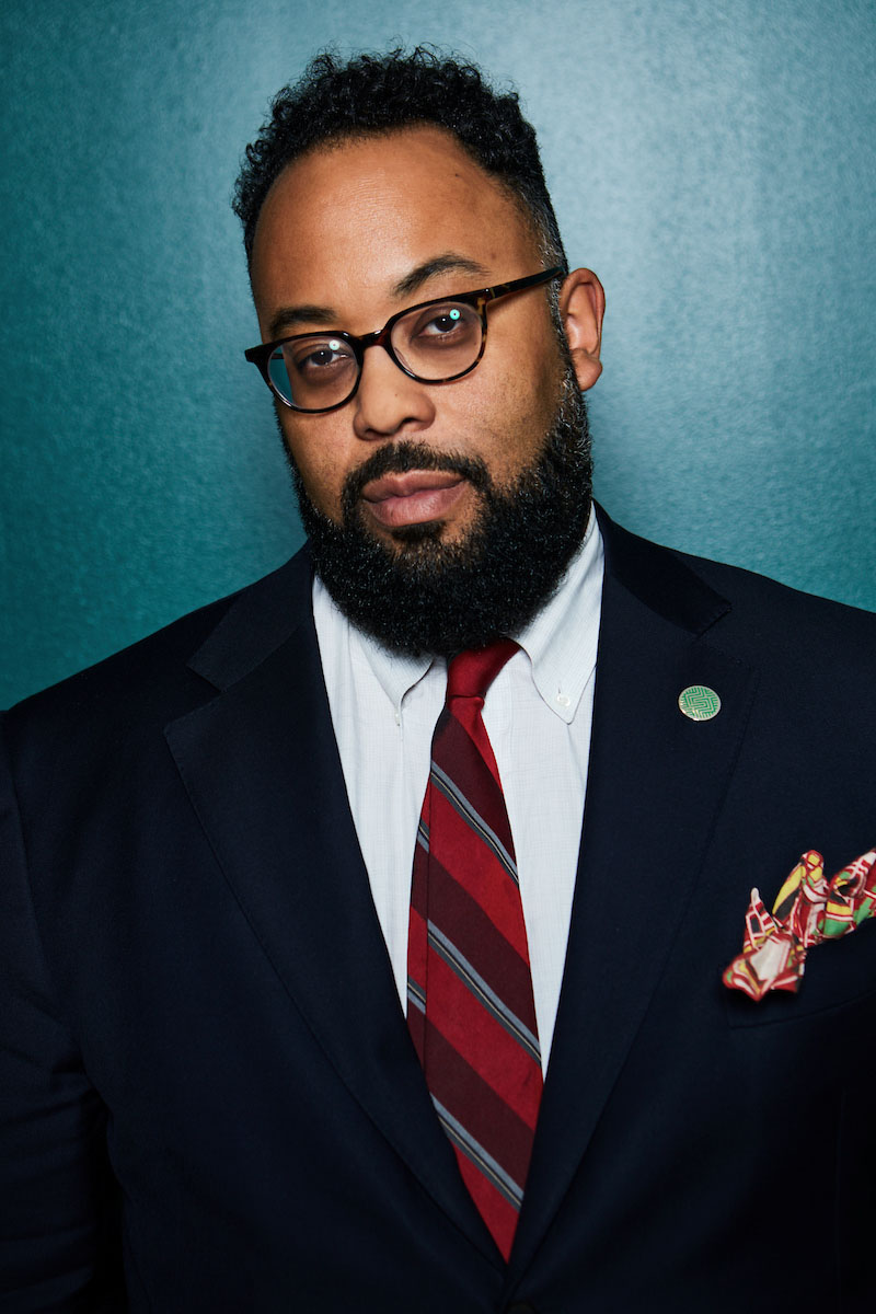 Kevin Young, Andrew W. Mellon Director