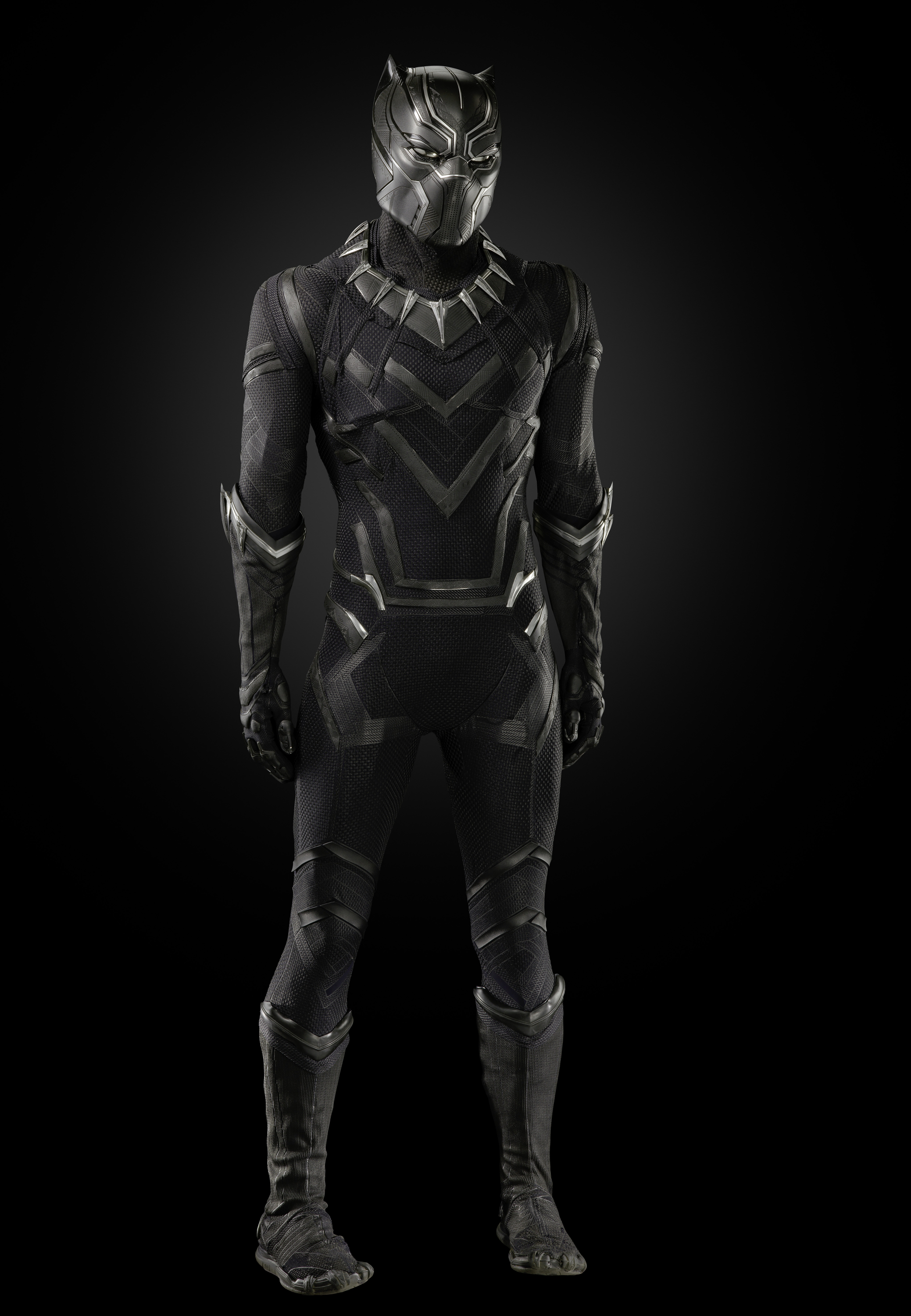 Black Panther Costume donated to the National Museum of African American History & Culture