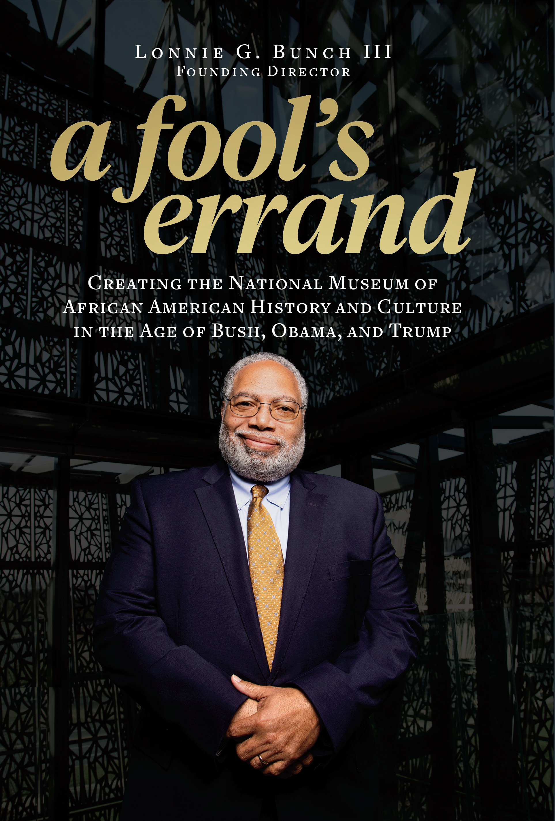 Fall Programming Launches With Smithsonian Secretary Lonnie Bunch's