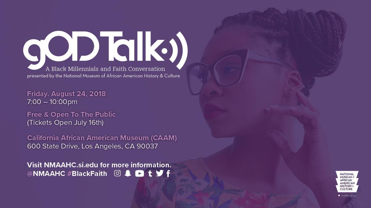 gOD-Talk: A Black Millennials and Faith Conversation