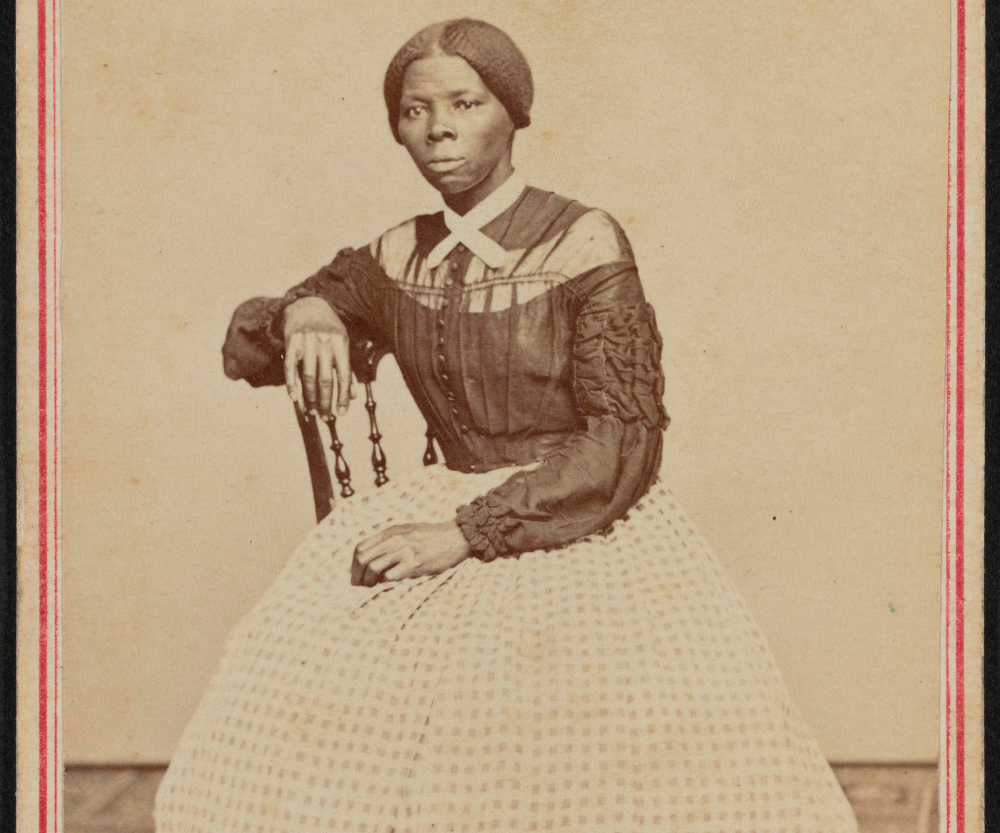 Album With Previously Unknown Photo of Young Harriet Tubman To Go on Public View for the First Time