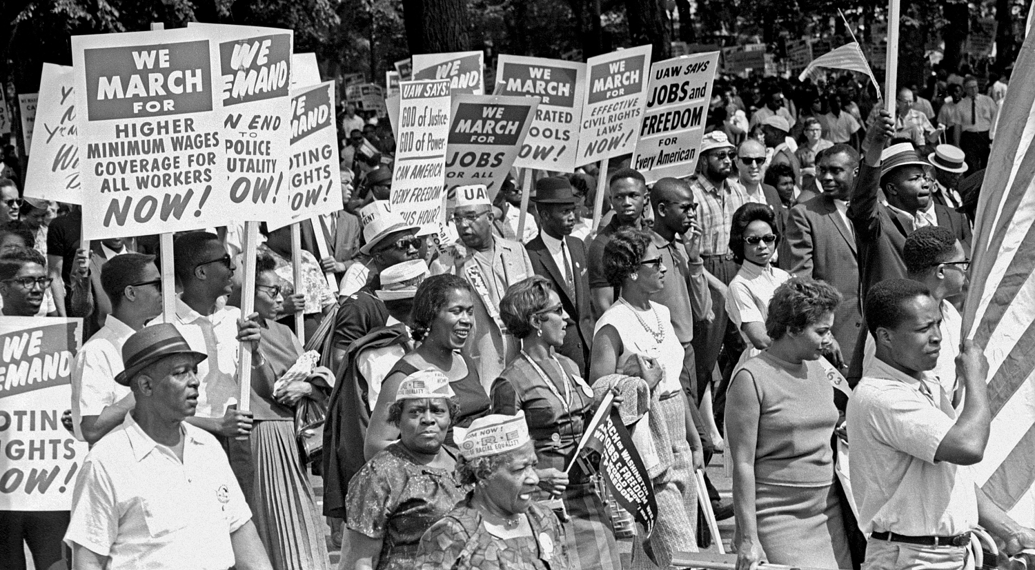 civil rights history project national museum of african american history and culture https nmaahc si edu explore initiatives oralhistory civil rights history project