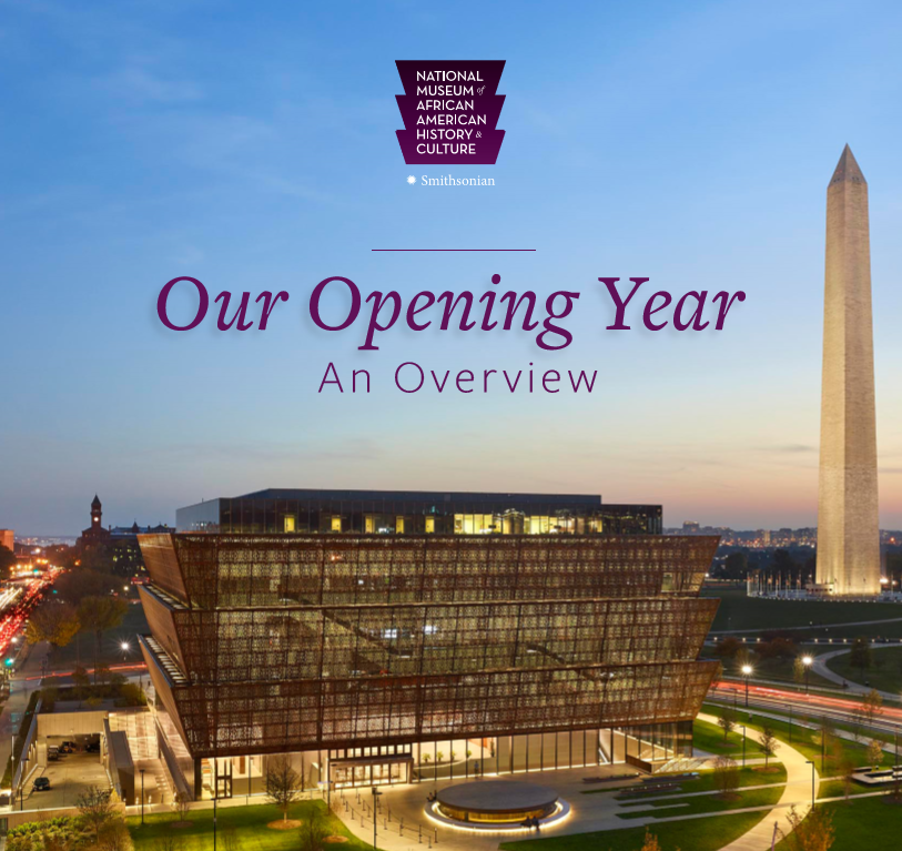 NMAAHC 2017 Annual Report
